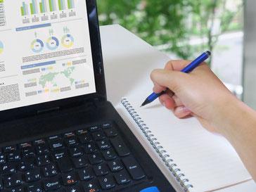 届けたい情報によって使うデータは変わってきますが、適正な選択をして配布計画を立てる。