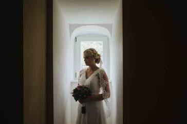 Hochzeit freie Trauung Hochzeitsfotograf Eventschloss Schönfeld