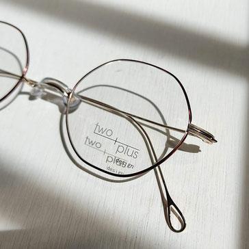メガネ two plus design