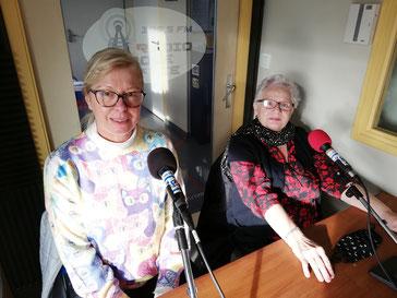 Marie Robin-Bourdon et Fanny sont interviewées par Jean-Christophe Nava sur Radio Parol de Vie