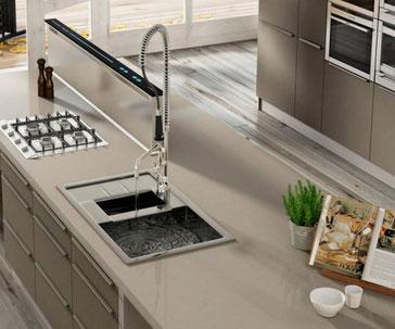 Granit Küchenspüle