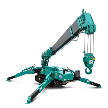 Maeda Minikran Tragkraft 3830 kg mieten