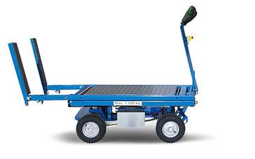 ErgoMover Manipulator Elektrischer Transportwagen
