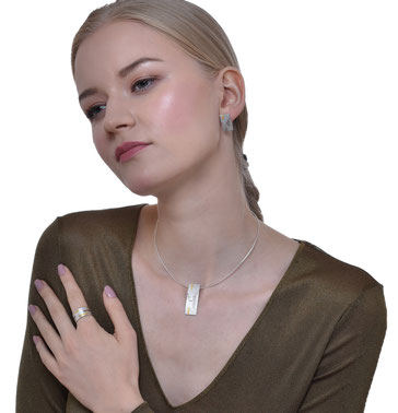 necklace 40cm