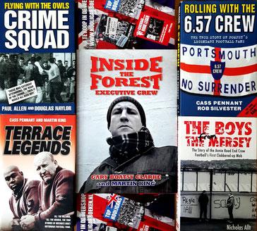 hooligan boeken voetbalgeweld