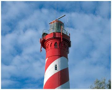 Der Leuchtturm von BurghHaamstede