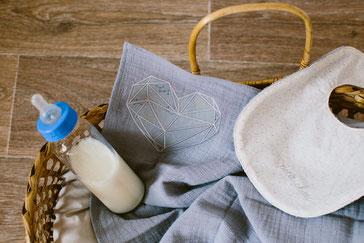 Les créations textiles