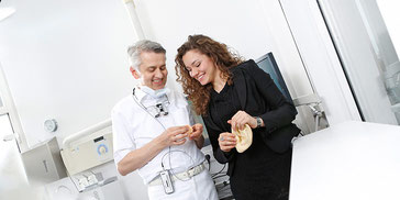 Ohr-Akupunktur | Zahnarztpraxis Dr. Becker Zürich