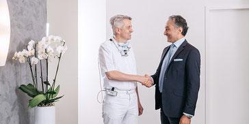 Gesundheitsberater | Zahnarztpraxis Dr. Becker Zürich