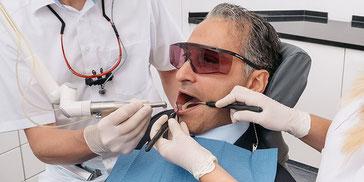 Laser-Zahnmedizin   Zahnarztpraxis Dr. Becker Zürich