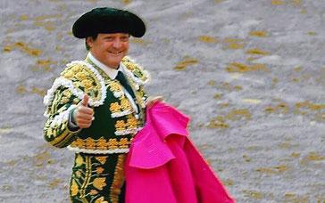 Vicente Ruiz 'El Soro' torero valenciano.