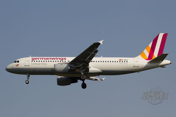 D-AIPZ Germanwings A320