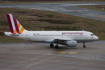 D-AKNN Germanwings A319