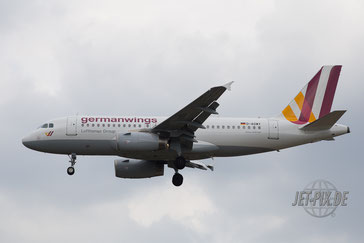 D-AGWY Germanwings A319