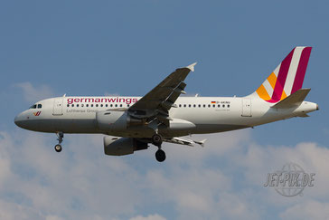 D-AKNU Germanwings A319