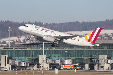D-AGWP Germanwings A319