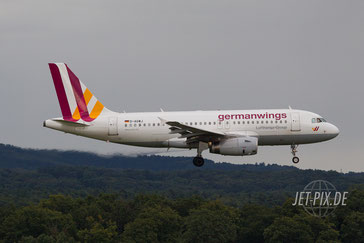 D-AGWJ Germanwings A319