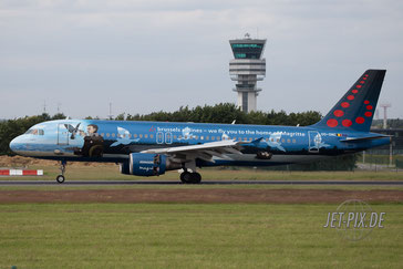 OO-SNC Brussels Airlines A320
