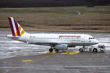 D-AGWU Germanwings A319