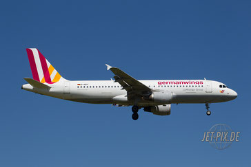 D-AIPY Germanwings A320