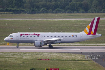 D-AIPW Germanwings A320