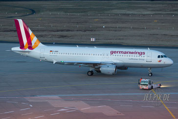 D-AIQH Germanwings A320