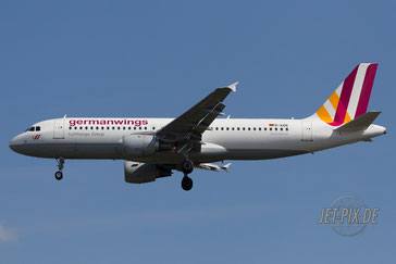 D-AIQK Germanwings A320