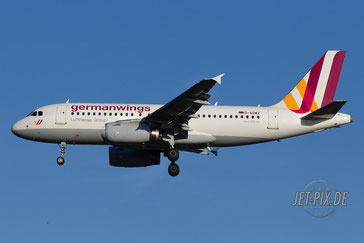D-AGWZ Germanwings A319