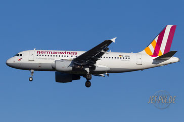 D-AKNK Germanwings A319