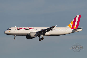 D-AIQE Germanwings A320