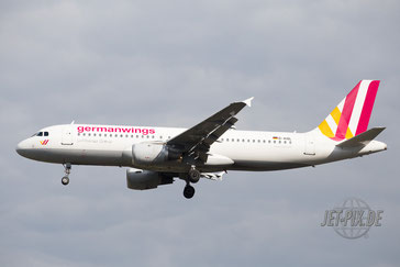 D-AIQL Germanwings A320