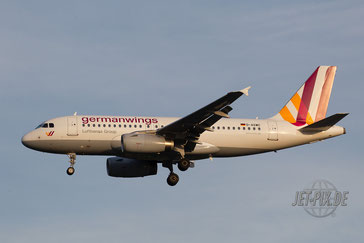 D-AGWC Germanwings A319