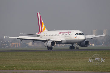 D-AGWR Germanwings A319
