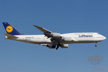 D-ABYA Lufthansa Boeing 747