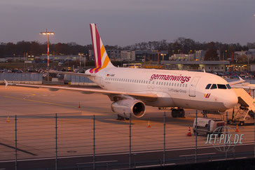 D-AGWO Germanwings A319