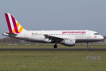 D-AKNP Germanwings A319