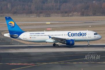 D-AICJ Condor Airbus A320