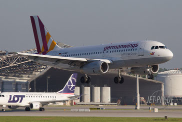 D-AGWW Germanwings A319