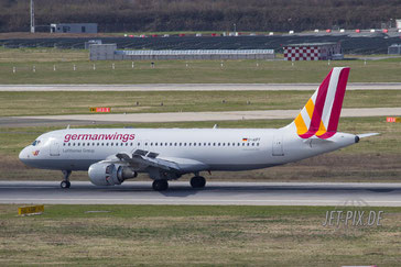 D-AIPT Germanwings A320