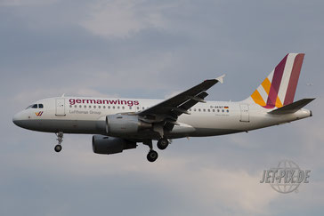 D-AKNT Germanwings A319