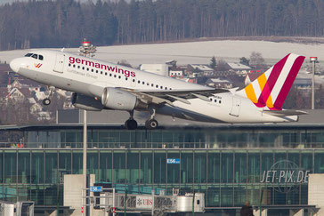 D-AKNV Germanwings A319