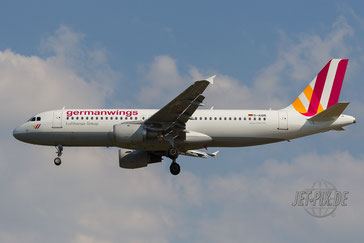 D-AIQN Germanwings A320