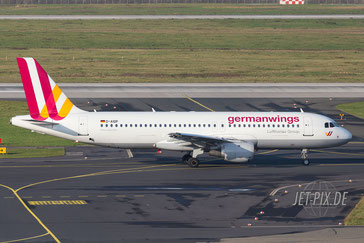 D-AIQP Germanwings A320