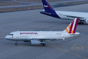 D-AGWB Germanwings A319