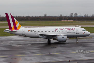 D-AKNM Germanwings A319