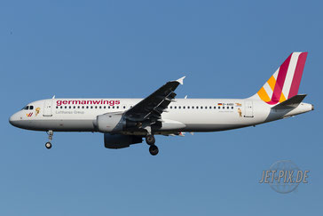 D-AIQD Germanwings A320