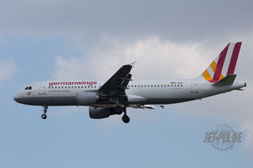 D-AIQF Germanwings A320
