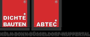 Logo Dichte Bauten und Abtec