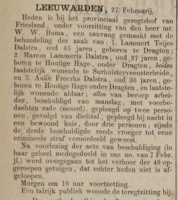 Leeuwarder courant 28-02-1871