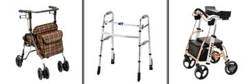 歩行器―福祉用品のレンタル